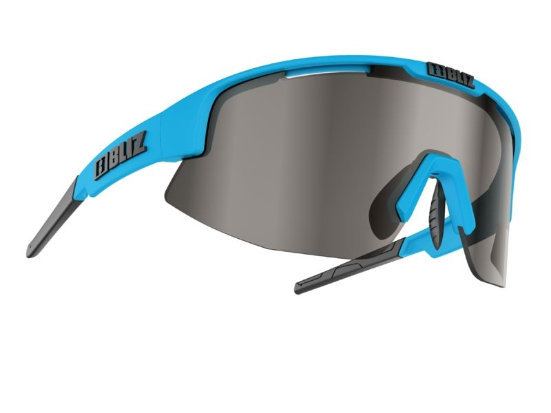 Bliz Matrix Sonnenbrille Shiny Blue