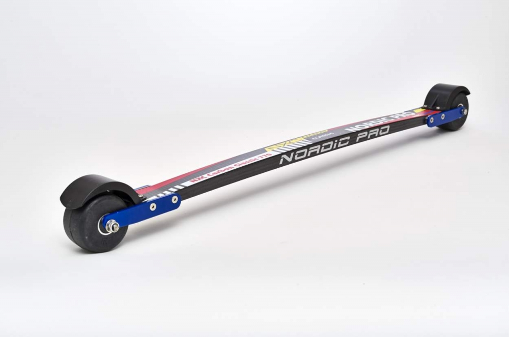Testskiroller NXC Carbon Classic 770